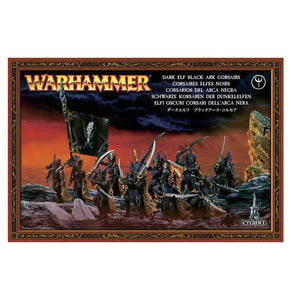 Dark Elves Black Ark Corsairs
