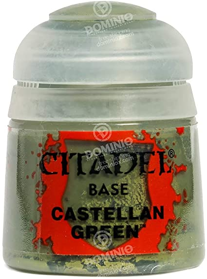 Base Castellan Green