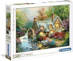 Country Retreat - 1500 pcs - High Quality Collection
