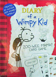 Diary of a Wimpy Kid: Zoo-Wee Mama Card Game
