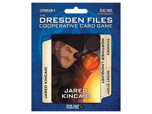 The Dresden Files Cooperative Card Game: Expansion 4 – Dead Ends
