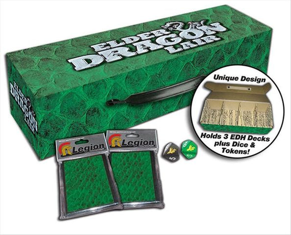 Elder Dragon Lair Box - Green