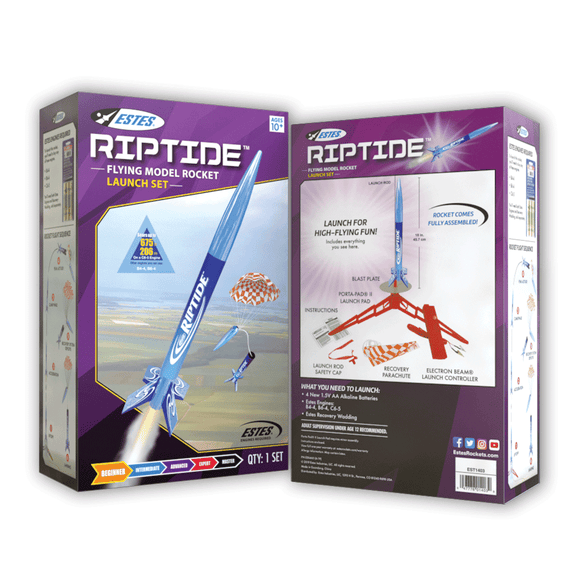 001403 – RIPTIDE™ LAUNCH SET
