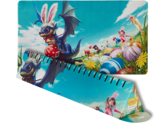 'Easter Dragon' | AT-22520 Limited Edition Playmat