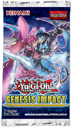 Yugioh GENESIS IMPACT Booster Packs