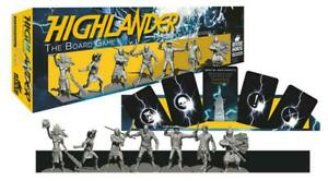 Highlander: The Board Game – Princes of the Universe