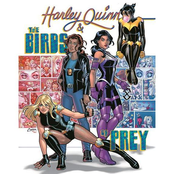Harley Quinn and the Birds of Prey #4: Villains Gone Wild