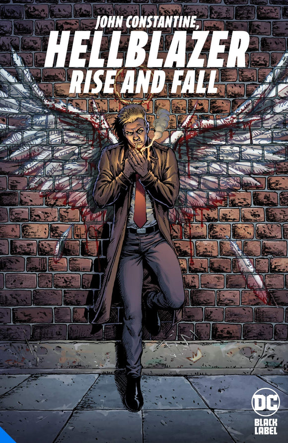 HELLBLAZER: RISE AND FALL Hardcover