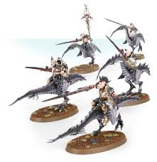 Hellstriders of Slaanesh
