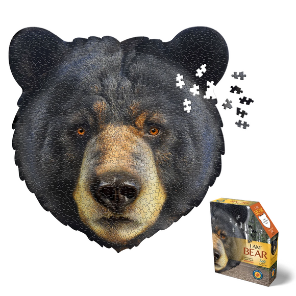 I AM BEAR 550 pc PUZZLE