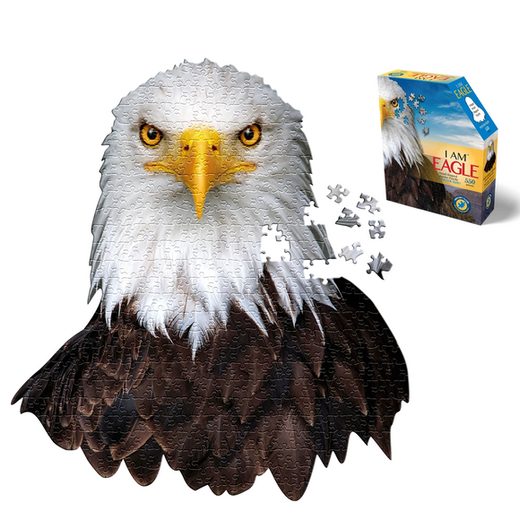 I AM EAGLE 550 pc PUZZLE