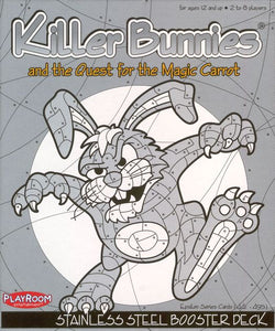 Killer Bunnies and the Quest for the Magic Carrot: Stainless Steel Killer Bunnies