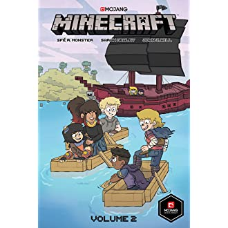 Minecraft Volume 2 (Graphic Novel)