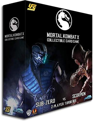Universal Fighting System: Mortal Kombat X CCG