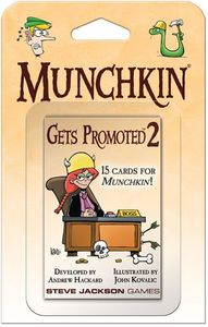 Munchkin Gets Promoted 2