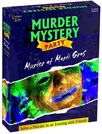 Murder at Mardi Gras