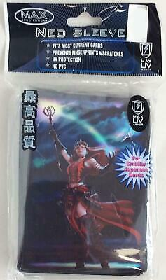 Max Protection Neo Sleeves - Sorceress (mini) 50ct