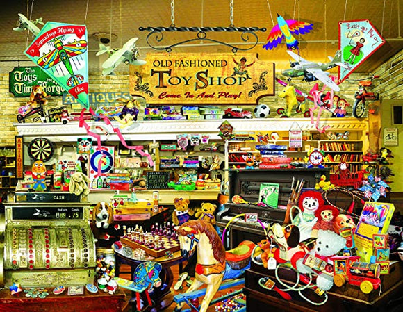 Old Fashioned Toyshop