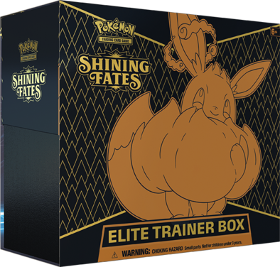 POKEMON - SHINING FATES - ELITE TRAINER BOX