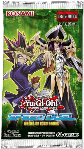 Yugioh: Speed Duel: Arena of Lost Souls
