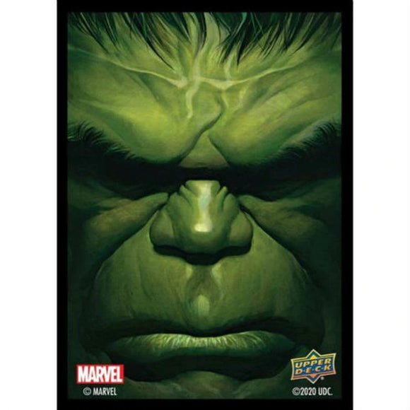STANDARD SIZE SLEEVES  -  MARVEL  -  Hulk (65)