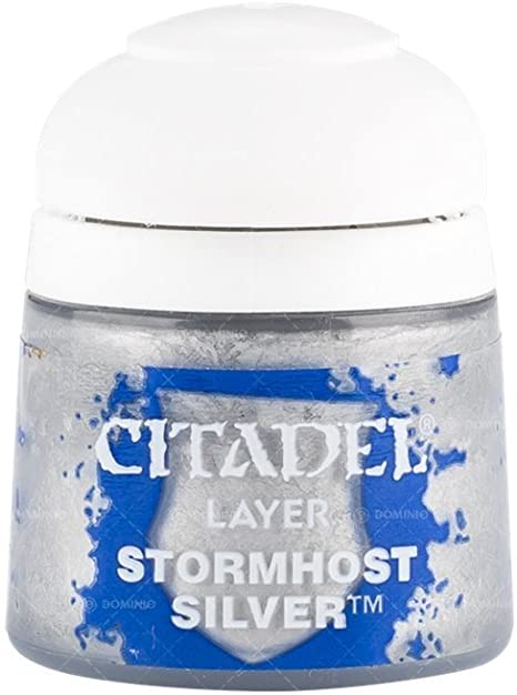 Layer Stormhost Silver