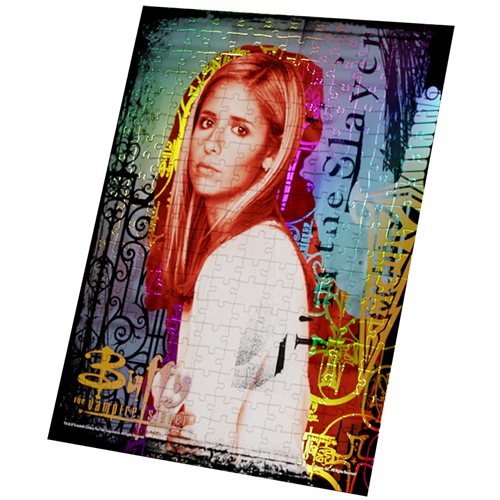 BUFFY THE VAMPIRE SLAYER FOIL