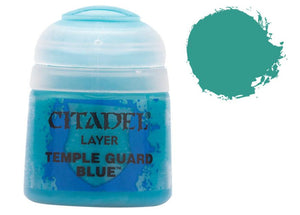 Layer Temple Guard Blue