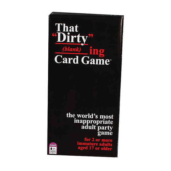 That Dirty Blanking Card Game