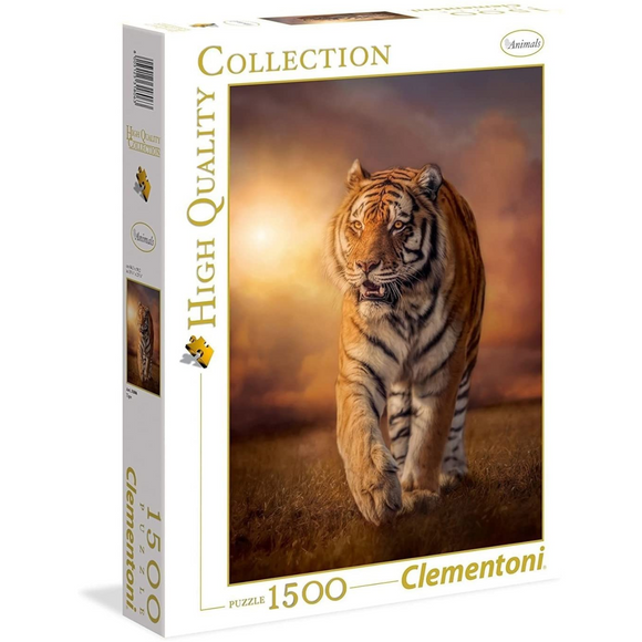 Tiger - 1500 pcs - High Quality Collection