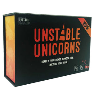 Unstable Unicorns: NSFW Base Game