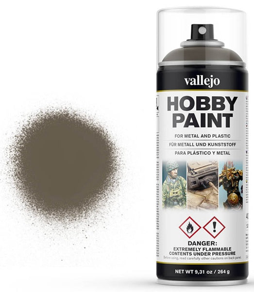 Vallejo Spray Paint 28.005 US Olive Drab