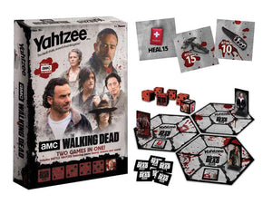 Yahtzee: AMC The Walking Dead
