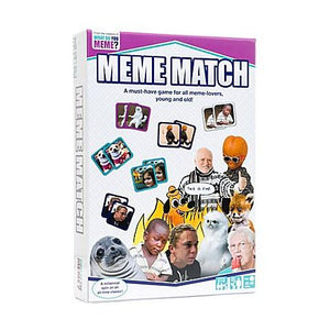 Meme Match by What Do You Meme