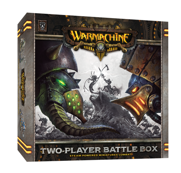 WARMACHINE Two Player Battle Box 25002