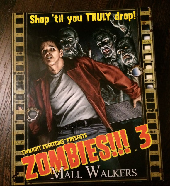 Zombies!!! 3: Mall Walkers