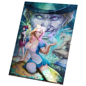Alice in Wonderland – Alice-500pc Puzzle