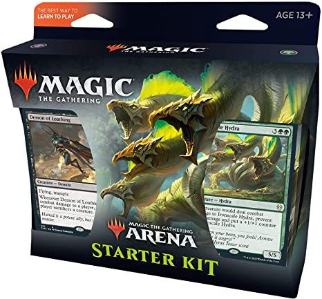 Magic The Gathering Arena Core 2021 Starter Kit - 2 Starter Decks