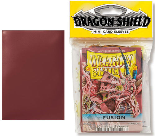 Dragon Shield Sleeves: Classic - Japanese Size - Fusion (50)