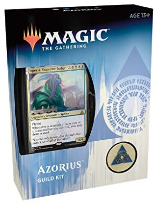 Magic The Gathering Ravnica Allegiance - Guild Kit: Azorius