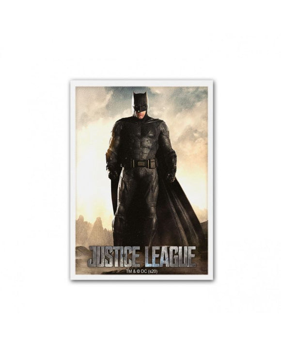 WB100 MATTE ART - JUSTICE LEAGUE - BATMAN