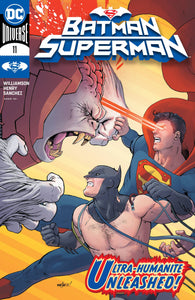 BATMAN SUPERMAN #11 (RES)