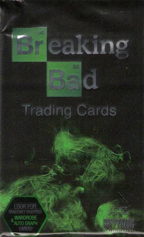 Breaking Bad Trading Cards