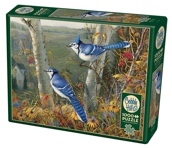 Blue Jays 1000 pc Puzzle