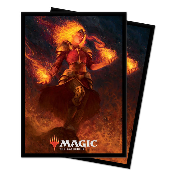 Chandra Heart of Fire M21 V4 100ct Sleeves