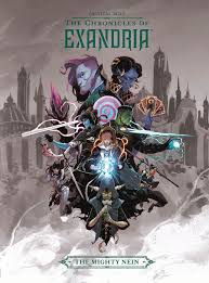 Critical Role Vol 1 Chronicles Of Exandria The Mighty Nein HC