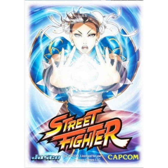 Arcane Tinmen Sleeves: Dragon Shield Limted Edition Art Classic: Street Fighter Chun-Li