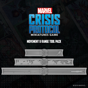 Marvel Crisis Protocol: Movement and Range Tool Pack