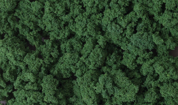 Woodland Scenic Dark Green Clump Foliage