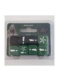 Cthulhu: Death May Die Extra Gaming Dice